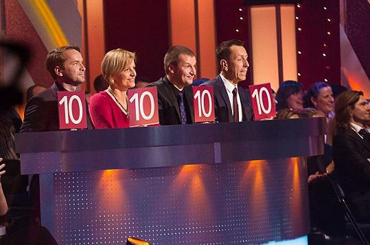 Porota jim udělila nejvyšší možný počet bodů.