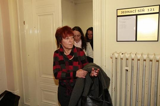 Olga Rotreklová, její dcery a vnučka se dočkají finančního vyrovnání.