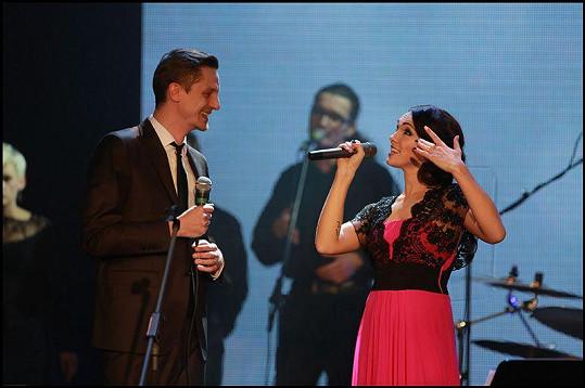 S Kamilou si zazpíval Ondřej Ruml.