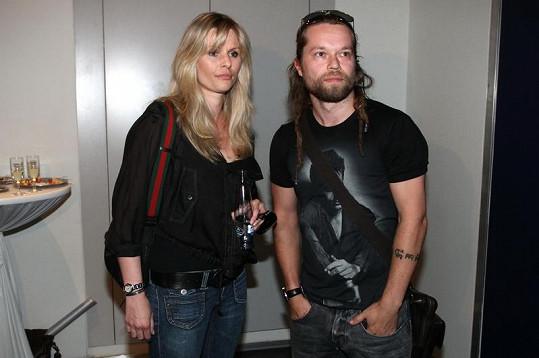Richard Krajčo s manželkou Martinou