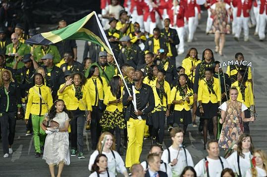 Vztah Krézlové a Bolta ztroskotal také díky tomu, že se běžec musel tvrdě připravovat na londýnskou olympiádu.