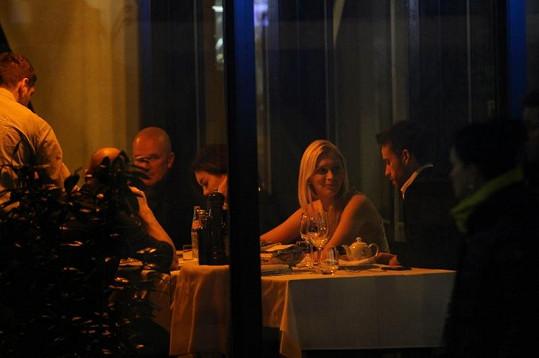 Zorka Kepková a Roman Juraško si spolu, zdá se, velmi sedli.