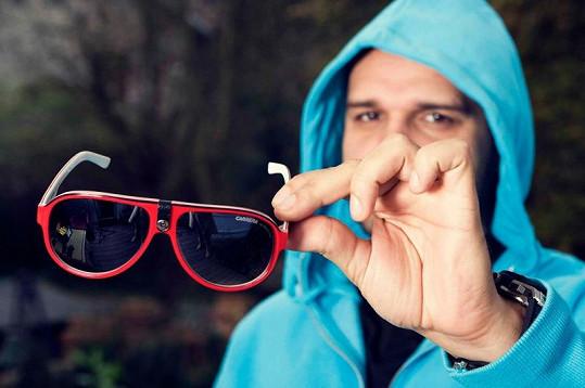 Také tyto brýle si od Rytmuse můžete koupit a navíc pomůžete dobré věci.