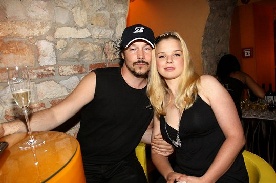 Akce časopisu Glanc se zúčastnili i Bohuš Matuš s přítelkyní Nikolou.