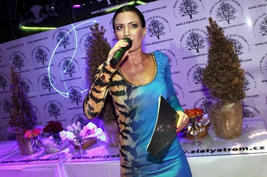 Akci moderovala Gábina Partyšová.