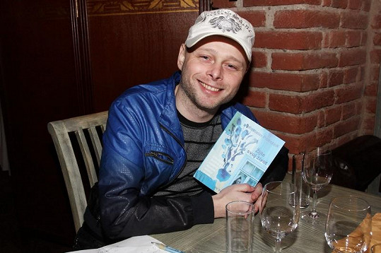 Křest skvěle moderoval Jarek Šimek.