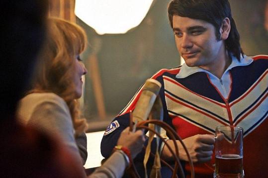 Vojta Kotek má zase slušivou fotbalistickou deku.