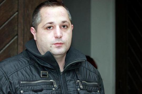 Takhle vypadá Naděžda alias David Turek v civilu.