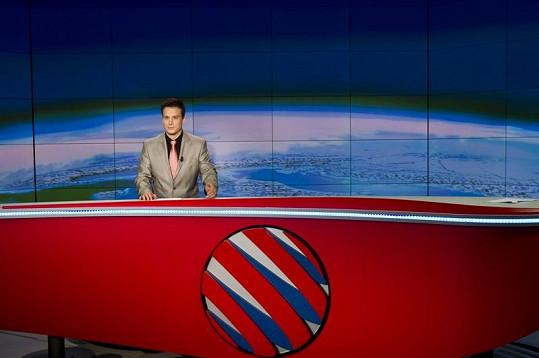 Petr Suchoň je novou tváří Sportovních novin.