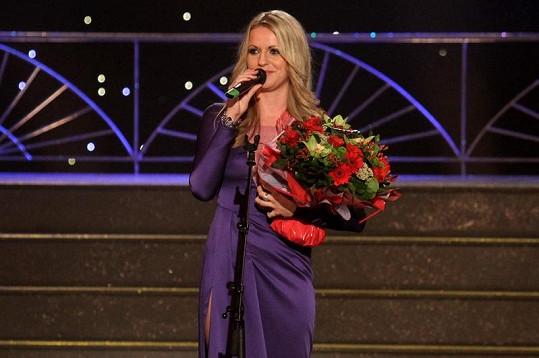 Gabriela Gunčíková se stala Objevem roku.