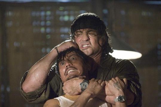 Veterán John Rambo.