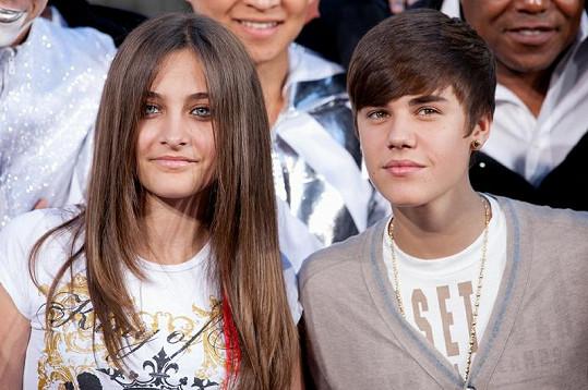 Paris s Justinem Bieberem.