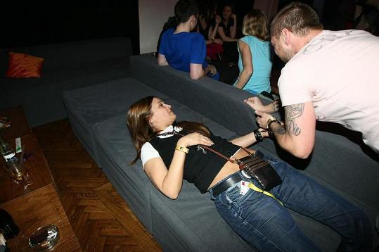 Kvůli téhle fotce napadli Bočanová s Černým slovenského fotografa.