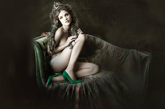 Ruská topmodelka patří k nejlépe placeným modelkám světa.