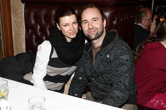 Aleš Valenta s manželkou Elen.