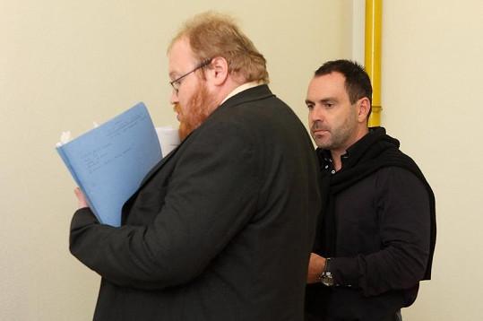 Červína už nemůže zastupovat advokát Petr Svoboda. Podnikatel nezaplatil advokátní kanceláři.