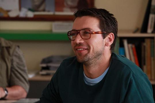 V seriálu si zahraje i Lukáš Hejlík.
