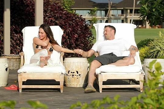 Megan Fox a Brian Austin Green odjeli na Havaj.