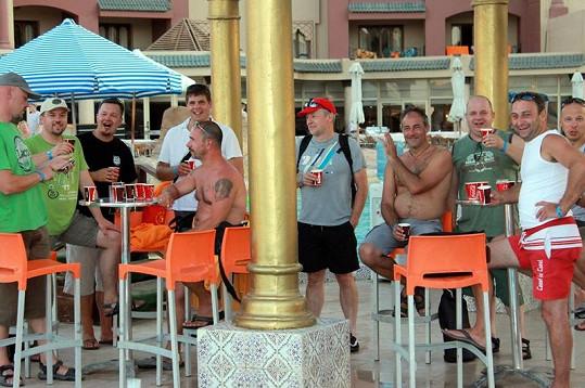 České, moravské a slezské krásky obdivují řady turistů.