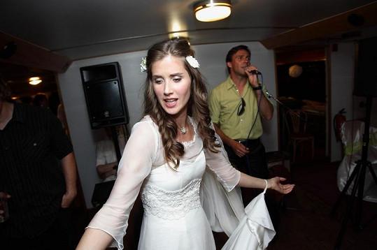 Jana je rozhodně nejpůvabnější známou nevěstou letošní sezóny. Co myslíte?