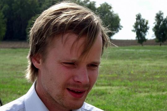 Kryštof Hádek hraje parťáka Vojty Dyka.