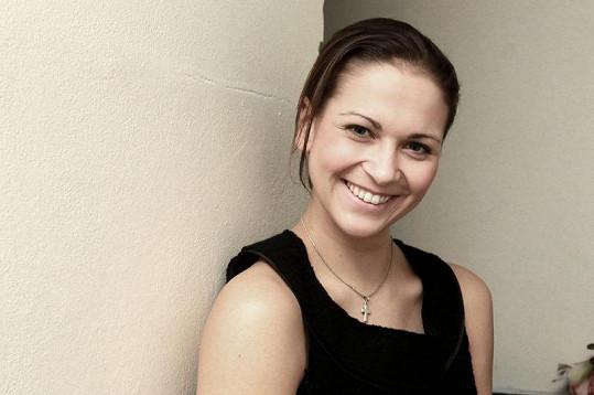 Kristýna Hrušínská je maminkou.