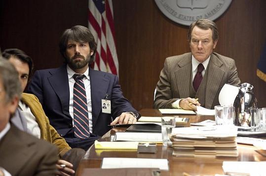 Ben Affleck si pro svůj film vybral politické téma.
