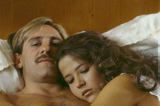S Géradem Depardieu v dramatu Pevnost Saganne.