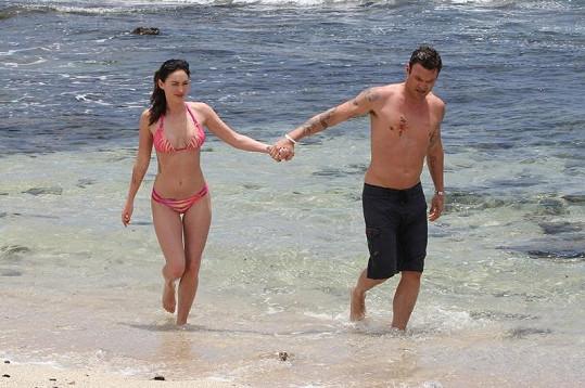 Megan a Brian jsou stále zamilovaní.