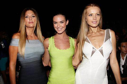 Slavná česká modelka šokuje svou vyzáblou postavou.