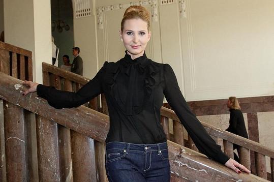 Ivana Gottová vypadá stále lépe.