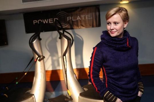 Jitka Schneiderová se dostala do širšího povědomí díky seriálu na TV Prima.