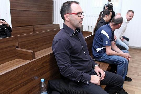 Červín byl odsouzen na osm let.