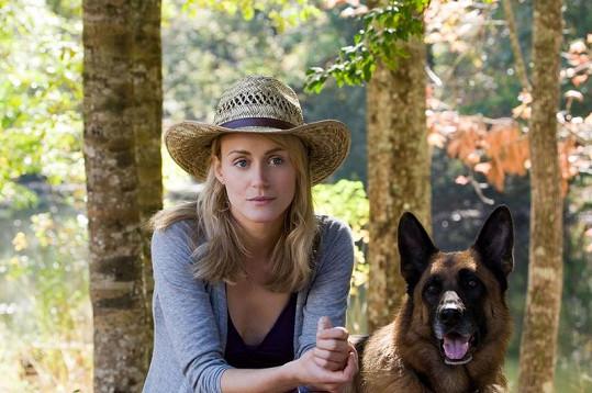 Herečka Taylor Schilling je velmi krásná.