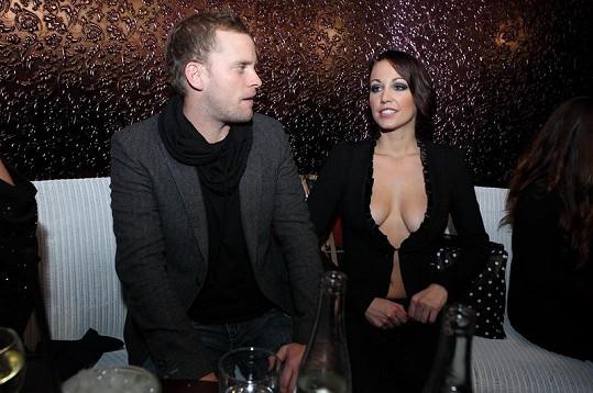 Modelka je momentálně šťastná po boku Jakuba Prachaře.