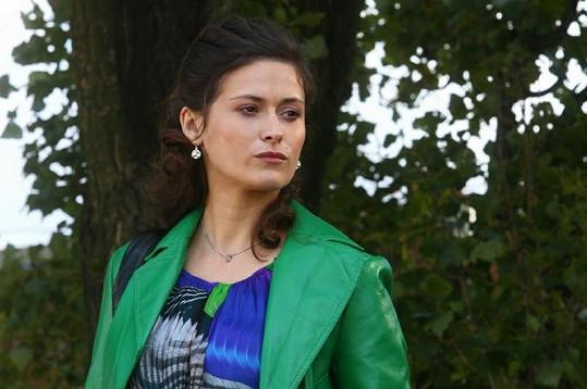 Lucie Štěpánková v seriálu také končí.