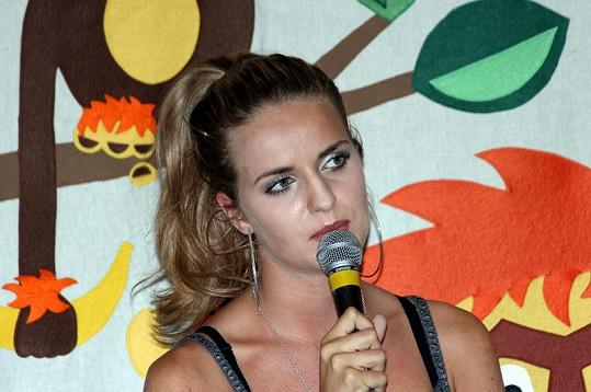 Ještě že Gábina Gunčíková stále úžasně zpívá.