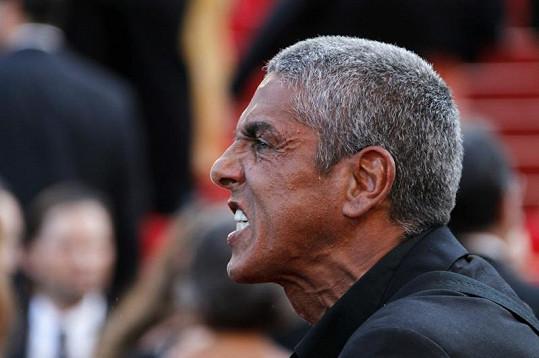 Francouzský herec se loni v Cannes choval opravdu velice divně.