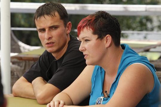 Michaela a Tomáš Sirotkovi nemají zrovna idylické manželství.