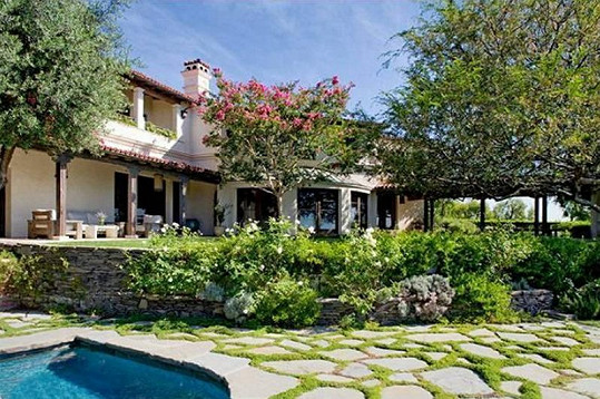 Tato nemovitost herečky Meg Ryan je na prodej.