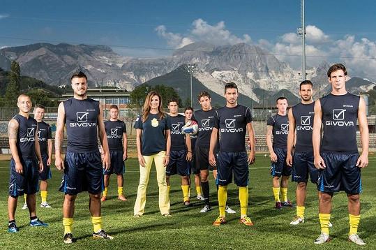 Klub z Buffonova rodného města hraje v Itálii třetí divizi.