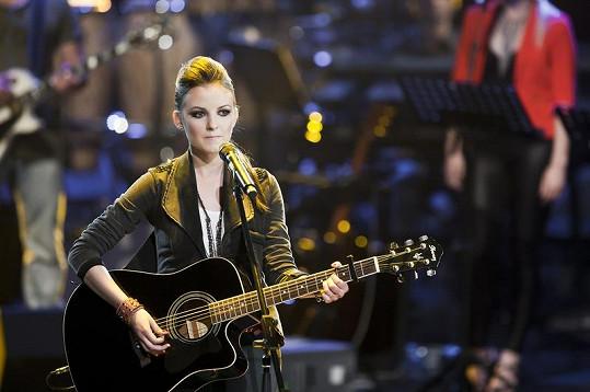 S prvním klipem nepřišla vítězka Bagová, ale druhá Veselovská.