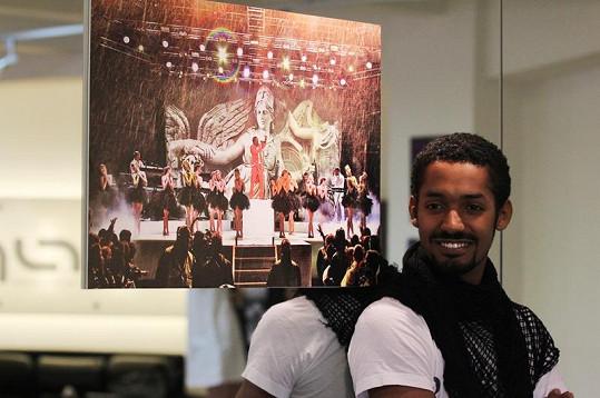 Velkou motivací k vlastnímu hudebnímu projektu byla Yemimu jistě spolupráce s rapperem Kanyem Westem.