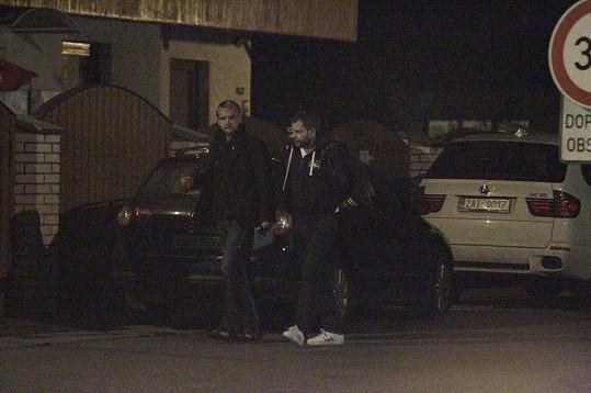 S Bartošovou jednali Libor Bouček a režisér SuperStar Pepe Majeský.