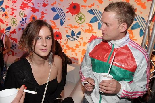 Jakub Prachař a Mirna Silajdzic spolu chodí přes rok.
