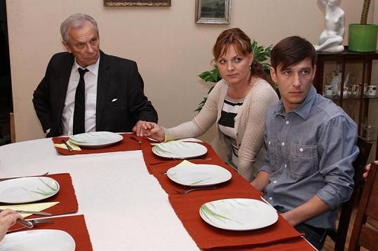 Seiálová rodina se pustila do hubnutí.