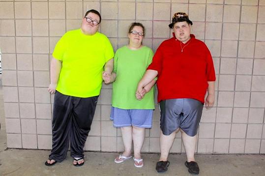 Cynthia sama bývala obézní, pomohl jí až žaludeční bypass.