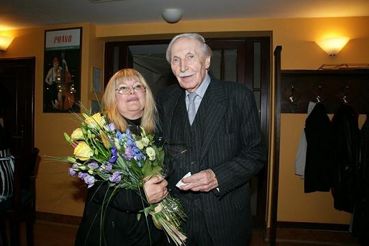 Ladislav s manželkou Alenou jsou spolu třicet let.