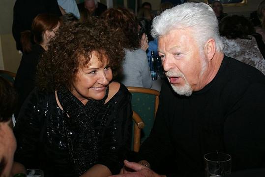 Jitka se zapovídala s Milanem Drobným.