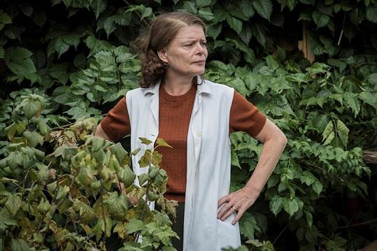 Zuzana Bydžovská ve filmu Jan Palach